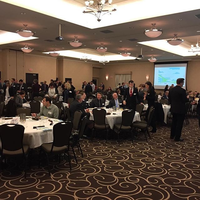 So why am I up this early? The annual state of the city address with @mayorcamguthrie at the Delta Hotel and Conference Centre. Live blog starts soon on Guelph Politico. http://guelphpolitico.blogspot.ca/2017/01/live-blog-state-of-city-address-2017.html?m=1